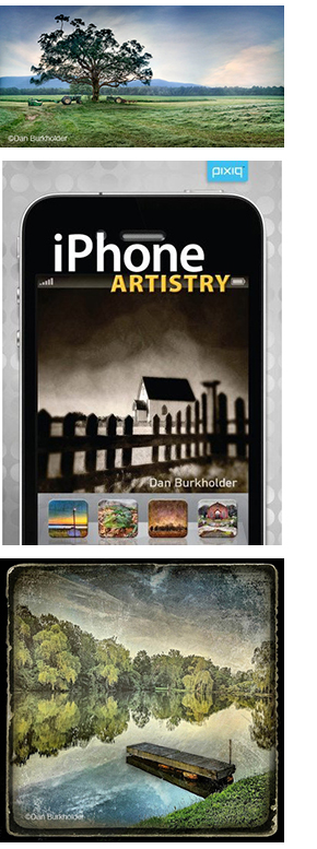 iPhone Artistry Master Class with Dan Burkholder, at Sun to Moon Gallery