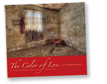 The Color of Loss book by Dan Burkholder